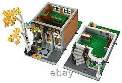 Lego 10270, Créateur, Librairie Bâtiment Modulaire, Box Seled 1077 Pcs! Très Rayonnée