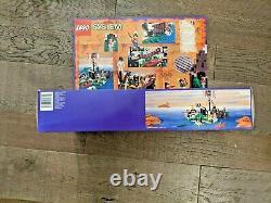 Lego 6281 Pirates Écueil Périlleux Nouveau Dans Sealed Box Extrêmement Rare