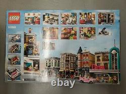 Lego Creator Downtown Diner 10260 Expert 2480 Pièces Flambant Neuf Rare Sealed