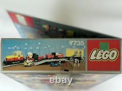 Lego Railway 7735 Freight Train Set New Sealed Vintage Rare Legoland À Partir De 1985