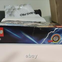 Lego Retour Vers Le Futur 21103 Rare Retired Sealed Mais Boîte Montrant L'usure
