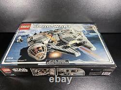 Lego Star Wars 4504 Millennium Falcon Rare 2004 Set Nouvelle Boîte Scellée En Bonne Forme