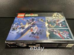 Lego Star Wars 7140 X-wing Fighter Rare 1999 Ensemble