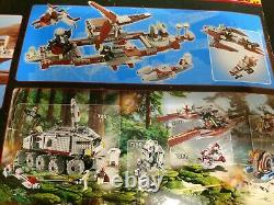 Lego Star Wars 7260 Wookie Catamaran Rare Retired Set, Scellé Nouveau Très Rare