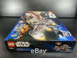 Lego Star Wars 7964 République Frégate Rare 2011 Régl.nouv Dans Near Mint Sealed Box