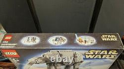 Lego Star Wars Episode Iv-vi At-at (4483) Bnib! Retraité, Ultra Rare! Navire Rapide