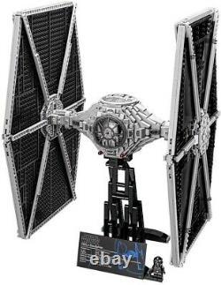 Lego Star Wars Tie Fighter Ucs (75095) Tout Nouveau Set Scellé À La Retraite! Rare