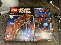 Lego Star Wars Ucs Sandcrawler 75059 Nouveau Et Scellé Discontinué Et Rare