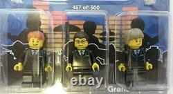 Liverpool Lego Store Opening Promo Set Rare Beatles-like Minifigures