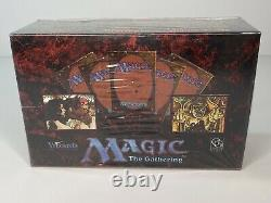 Magic Mtg 4th Fourth Edition Booster Box (anglais) Factory Scelled! Royaume