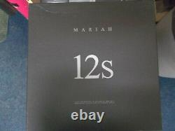 Mariah Carey, 12 Ans, New Rare Uk Ltd Édition 10x 12 Vinyle Single Dj Box Set