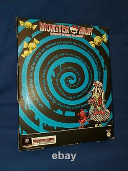 Monster High Sweet Screams Frankie Stein 2013 Poupée Nouveau Dans La Boîte Mattel Rare