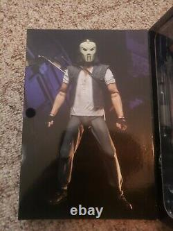 Neca Tmnt Ultimate Casey Jones Unmasked Adolescent Mutant Tortues Ninja Scellées Rare