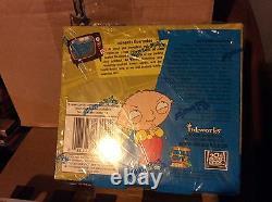 New Family Guy Saison 2 Cartes De Trading Premium Boîte Rare Seled Auto Sketch