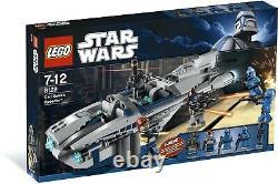 New Sealed Lego 8128 Star Wars Cad Le Speeder De Bane Clone Wars Rare Discontinuer