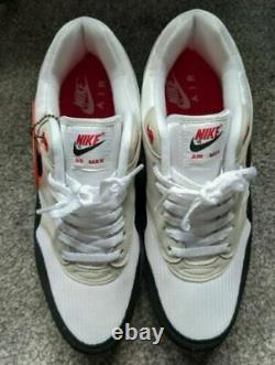 Nike Air Max 1 Obsidian Anniversary Og Uk 7.5 Brand New In Box Rare