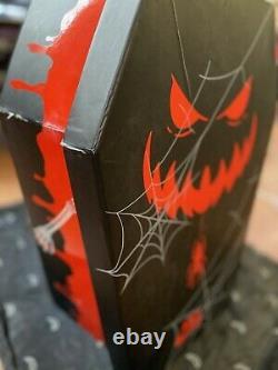 Nike Sb Dunk Low Night Of Mischief Halloween Taille De La Boîte Spéciale 9 F&f Rare