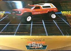 Nikko Hilux Vintage 1982 1/10 Rc Neuf Dans La Boîte. Très Rare! Toyota