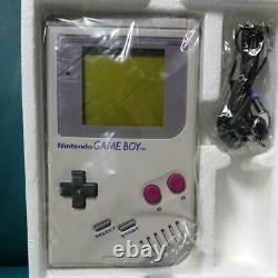 Nintendo Game Boy Dmg-01 Console System Tout Nouveau Original Boxed Super Rare