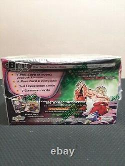 Nouveau Booster Rare 36 Dragon Ball Z Buu Saga Booster Box Illimité