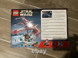 Nouveau Cadeau Employé Lego 4002019 Star Wars Holiday X-wing Limited Rare Exclusive