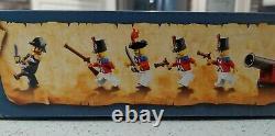Nouveau Lego Imperial Flagship 10210 Rare! De 2010 Pirate Ship Redcoat Galleon