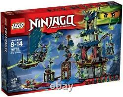Nouveau Lego Ninjago 70732 Ville De Stiix Rare, À La Retraite Mis Fast Ups Shipping