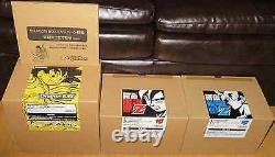 Nouveau Rare Dragon Ball DVD Box & Dragon Ball Z DVD Box Volume 1 & 2 Complète