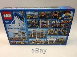 Nouveau Rare Édition Originale Lego City Garage 4207 Retraité 2012 Set Fin De Série