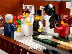 Nouvel Ensemble À Collectionnement Scellé Lego 10224 Town Hall Rare Discontinued Retired
