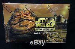 Palais De Jabba Booster Limitées 1998 Fs Star Wars Decipher Gcc Amricons