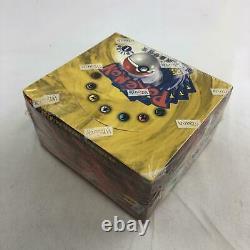 Pokemon Base Set 1 Booster Box Chinois 1ère Édition Wotc Incroyablement Rare