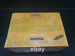 Pokemon Base Set 2 Decks Thématiques Préconstruits Sealed Box Rare Wotc