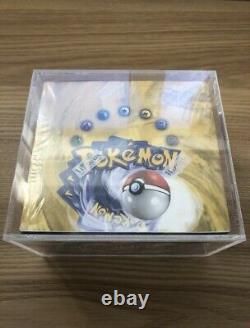 Pokémon Base Set Booster Box Scellé Rare