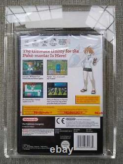 Pokemon Box Ruby Et Saphire Bande Rouge Sealed Vga Or Rare Nintendo Gamecube