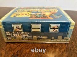 Pokemon Card Japonais E-series Battle Fire Red Leaf Green Booster Box Scellé Nouveau