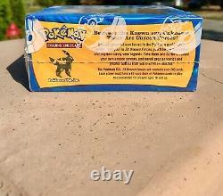 Pokemon Ex Unseen Forces Booster Box Factory Scellé Très Rare Faible Imprimé