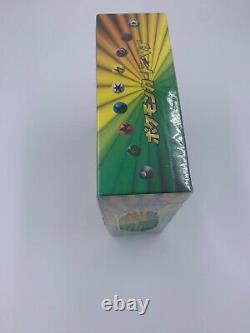 Pokemon Japonais Vs Série Grass Lightning Scellé Booster Box Rare