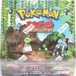 Pokemon Neo Discovery Sealed Booster Vendeur De Confiance Near Mint Rare Wotc