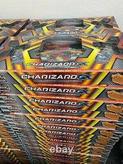 Pokemon Sun & Moon Charizard Gx Premium Collection Coffret Cadeau Scellé! Rare