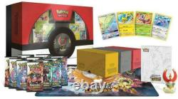 Pokemon Tcg Brillante Legends Super Premium Ho-oh Collection Box