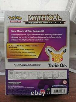 Pokemon Tcg Mythical Collection Mew Generations Pin Box Charizard Pikachu Rare