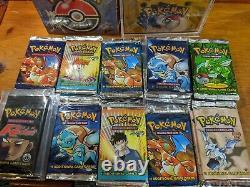 Pokemon Vintage Box, Pack Wotc Anglais Scellé Garanti Plus Plus! Très Rare