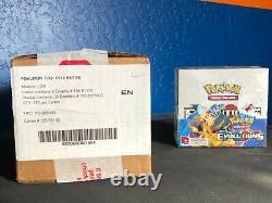 Pokemon Xy Evolutions Booster Box Factory Scellé Premier Tirage Non Ouvert Run Rare