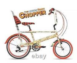 Raleigh Beano Chopper Bike Mk3 Vélo. Toujours Dans La Boîte Originale Limited Edition Rare