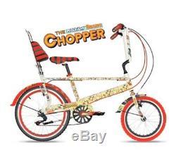 Raleigh Beano Chopper Bike Vélo New In Box Limited Edition Rare