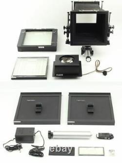 Rare! Boxé Unused Wt-102 Multi Dimension Camera 8x10 Caméra 3d Japon