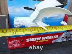 Rare Boxed Snow Wraith Comment Rainer Votre Dragon Rêveworks Action Figurine Jouet