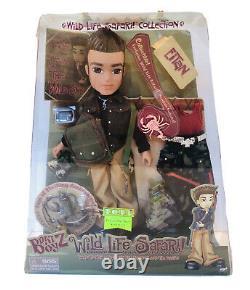 Rare Eitan Wild Life Safari Bratz Boyz Doll Boys Mga Entertain 2004 Unscelled Box