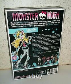 Rare Mattel Monster High First 1st Wave Lagoona Blue Doll Mib